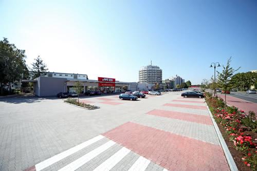 Fachmarktzentrum in Erlensee
