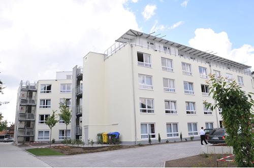 Altenpflegezentrum mit Pflegewohnen Düsseldorf