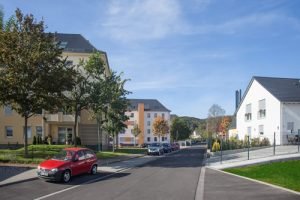 Coleman-Park bereits über viele Jahre hinweg einen attraktiven Wohn- und Gewerbestandort