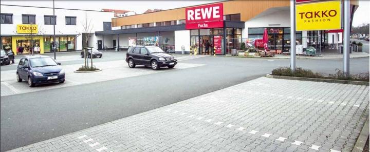Fachmarktzentrum Karben