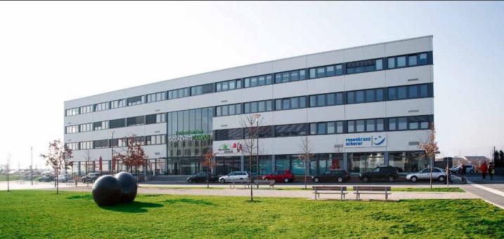 Gesundheitscampus Bad Homburg